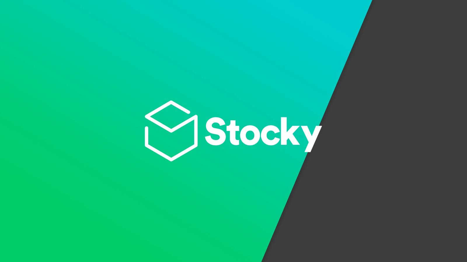 Stocky - Shopify inventory mangement app