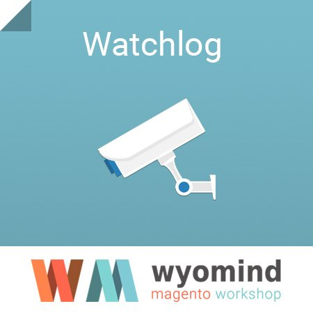 Wyomind watchlog a Magento extension