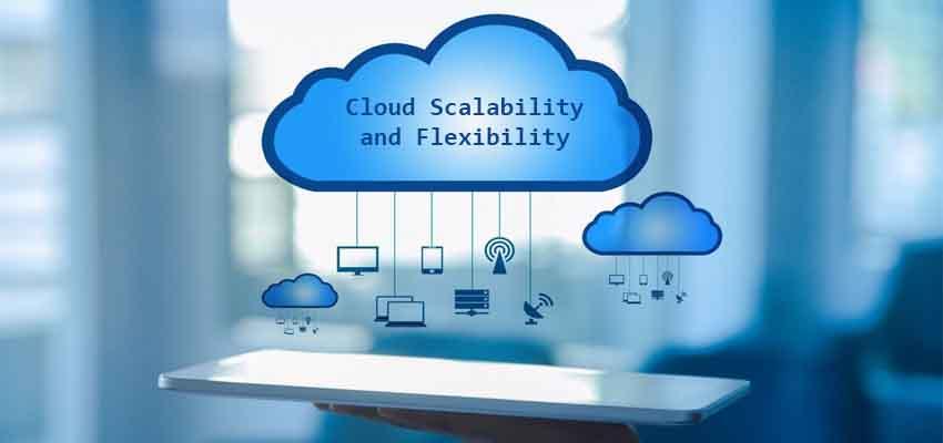 Cloud Computing Advantages: Facilitate scalability and flexibility