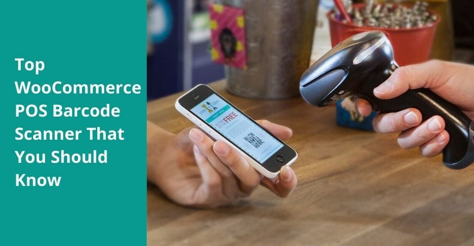 WooCommerce POS barcode scanner