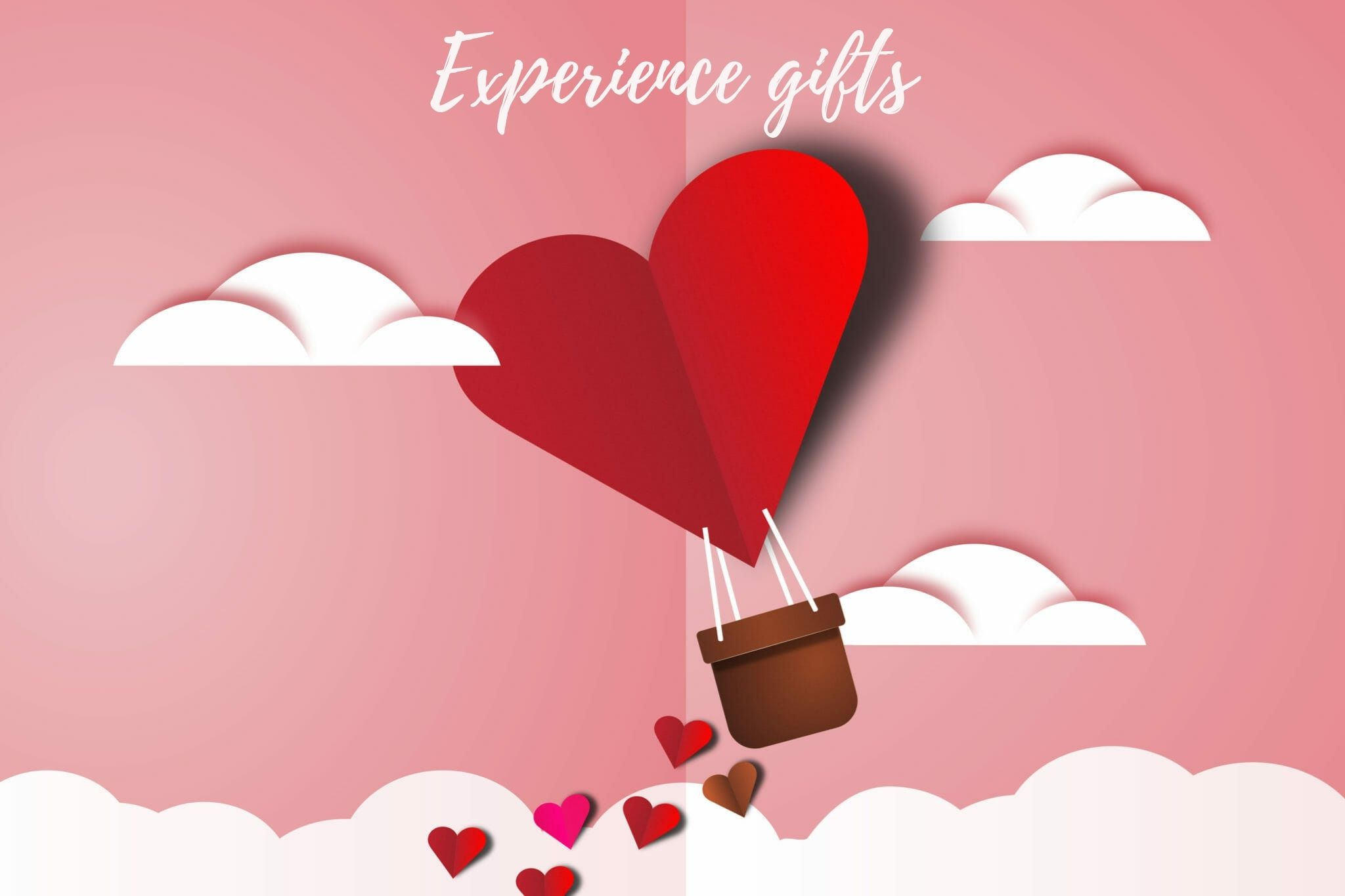 "Valentine's Day retail ideas: Promote Valentine's Day ""experiences gifts"""