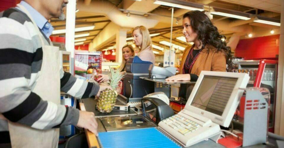 checkout counter design