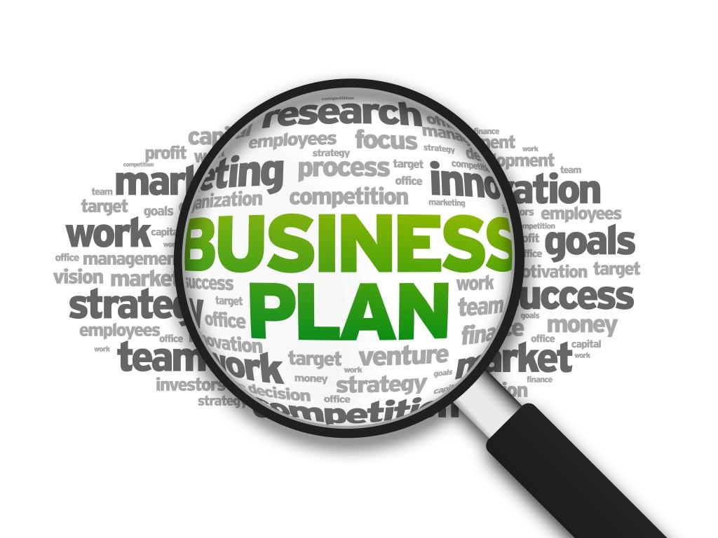 Define your business plan