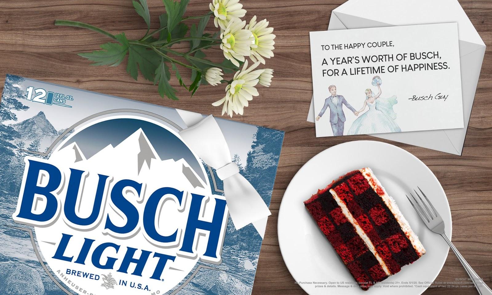 Busch beer contest