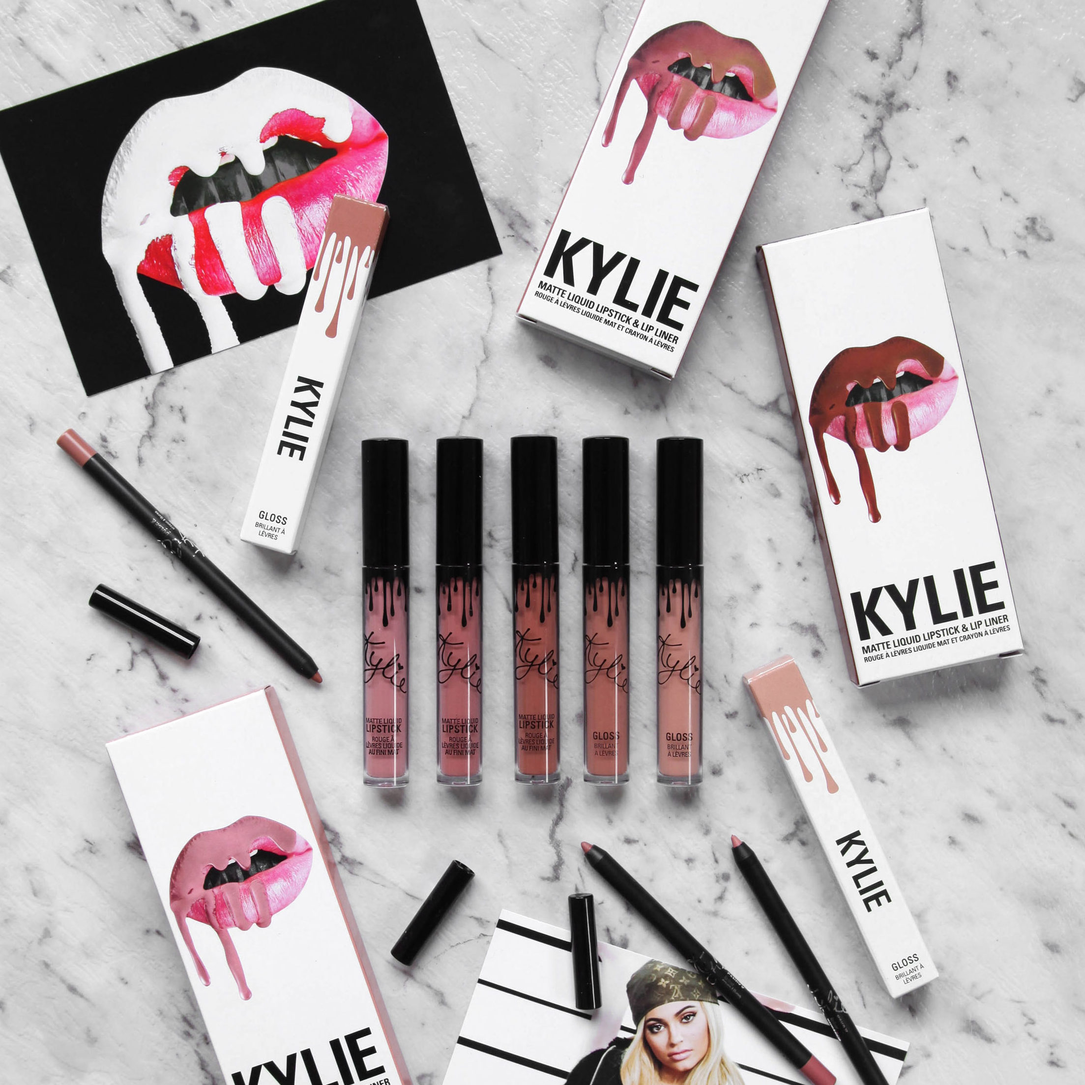 gifts from Kylie