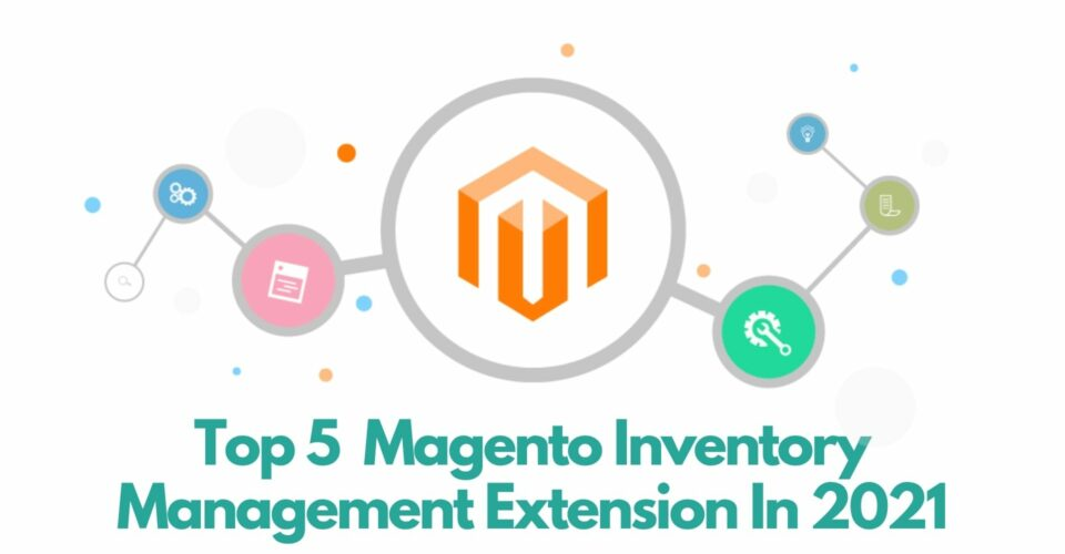 Magento inventory management extension