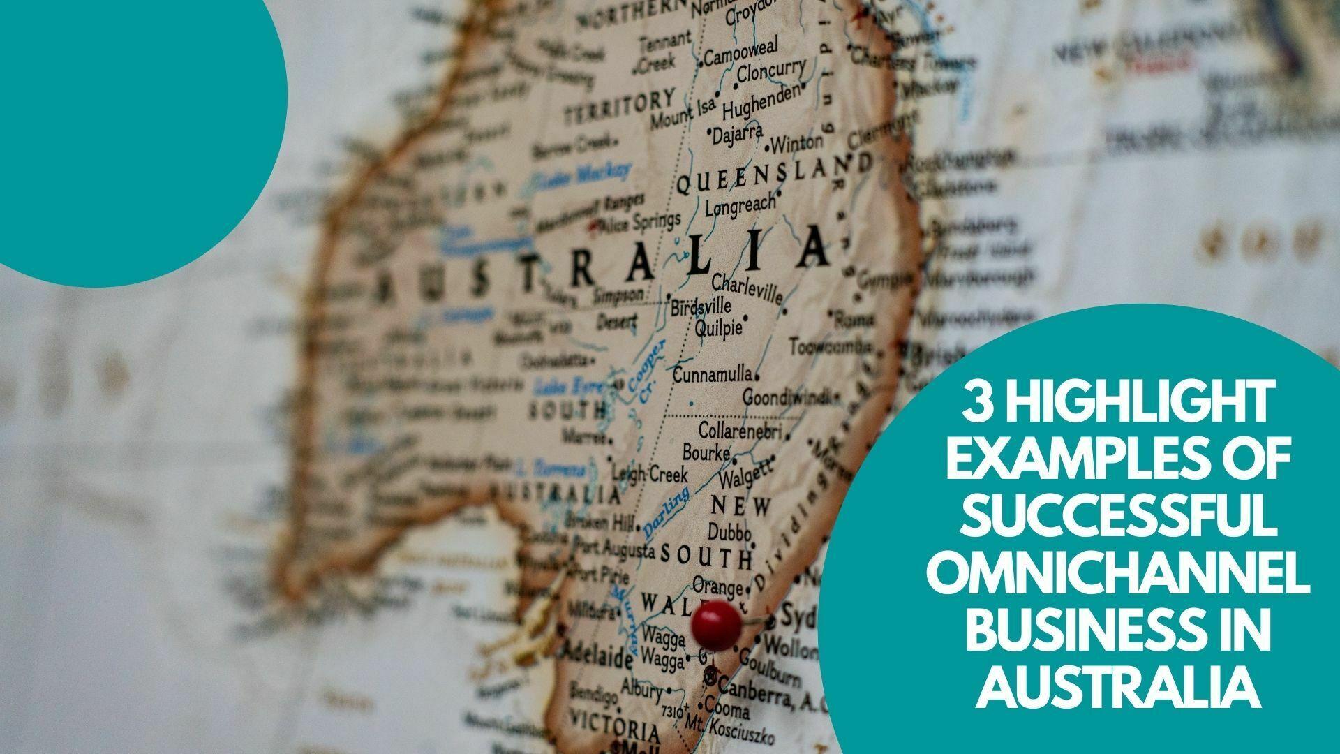 omnichannel business in Australia