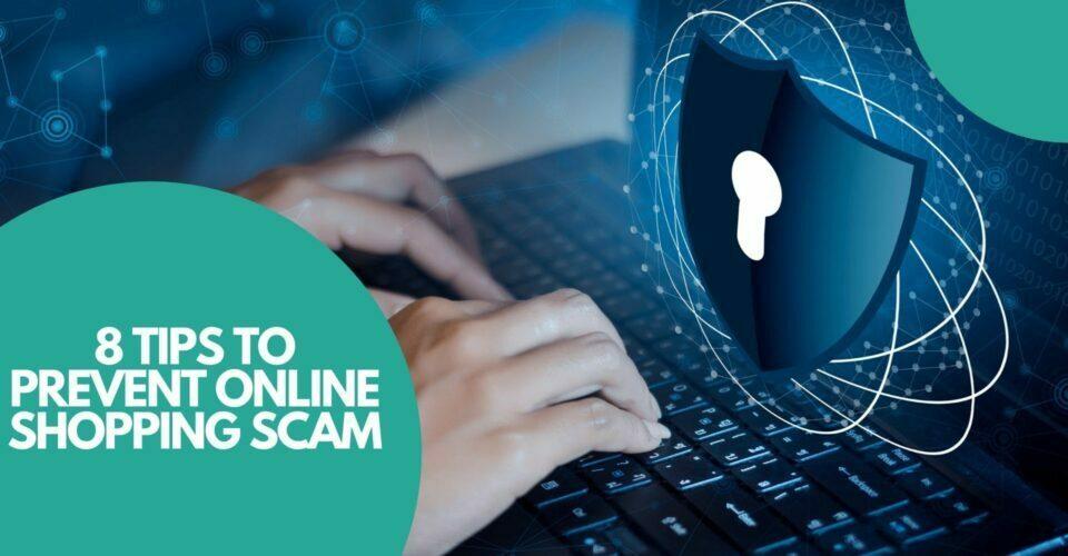 prevent online shopping scam