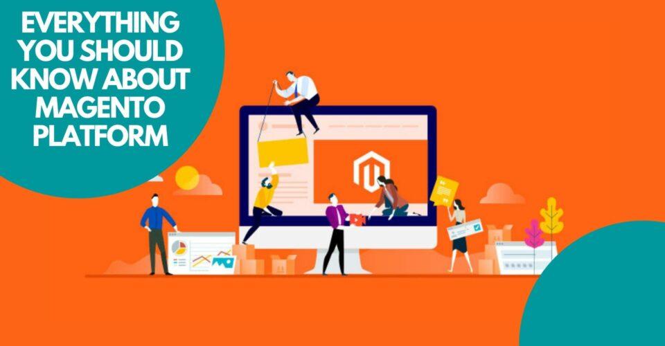 What is Magento platform