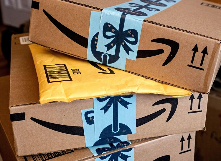 Amazon return orders