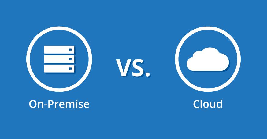 NetSuite cloud ERP vs On-Premise ERP.