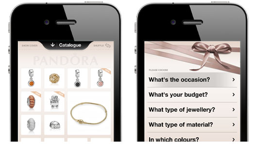 Pandora app - a Bigcommerce customers
