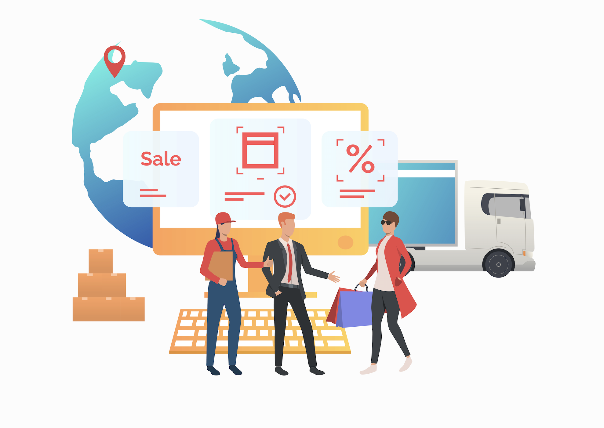 order types - sales order