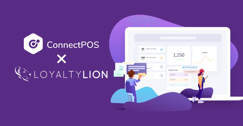 connectpos loyaltylion partnership