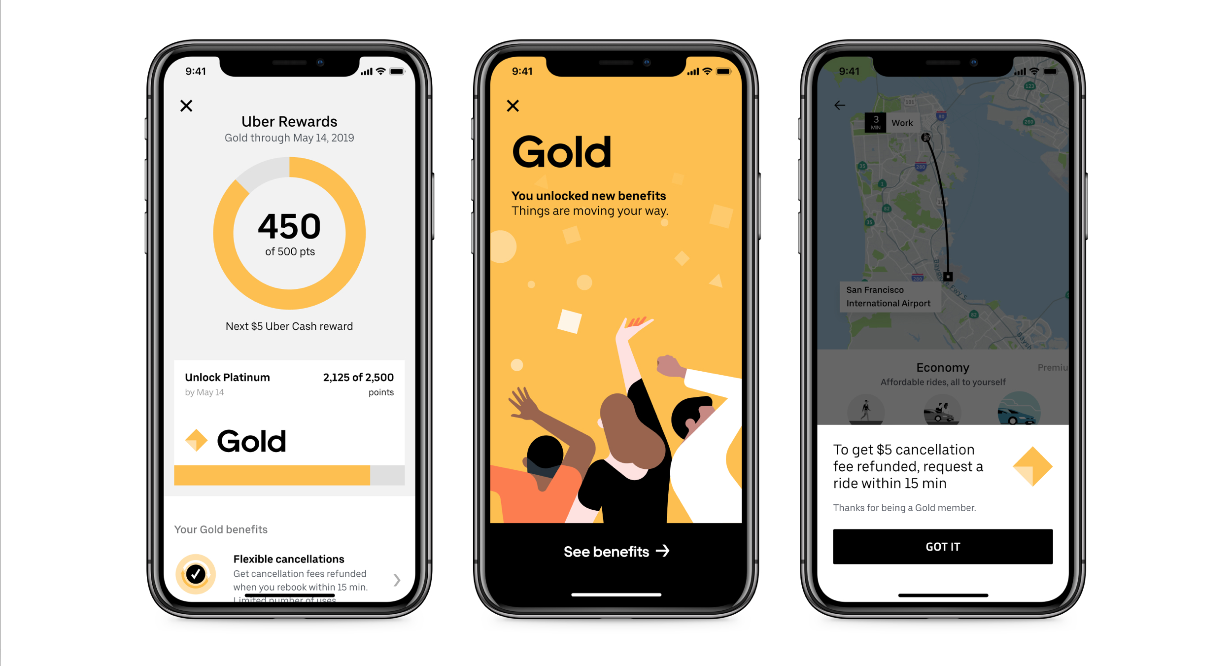 uber rewards program