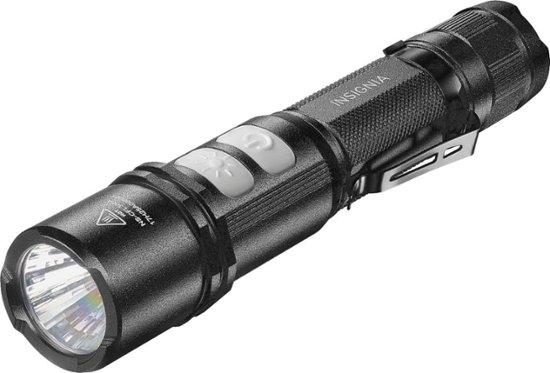800 Lumen Rechargeable LED Flashlight