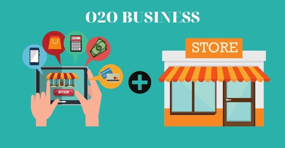 Online-To-Offline (O2O) Commerce