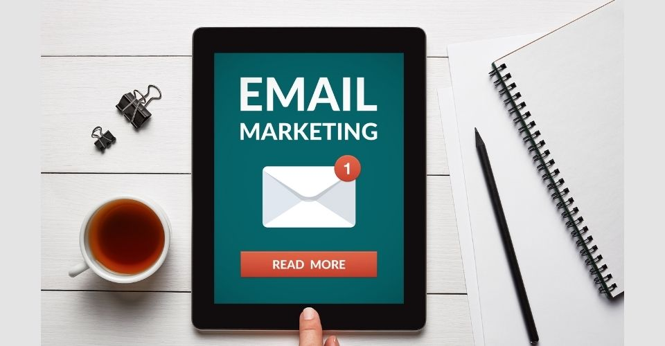 Send E-Marketing Messages To Customers
