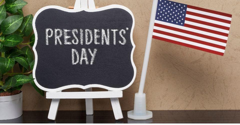 Presidents' Day - holidays 2021