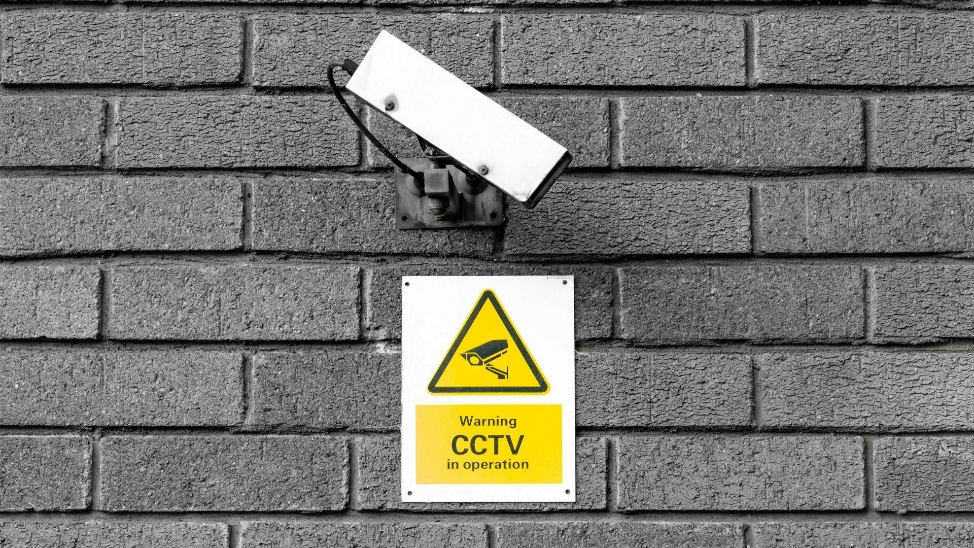 Install CCTV