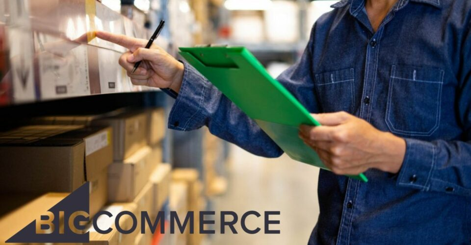 BigCommerce POS order management