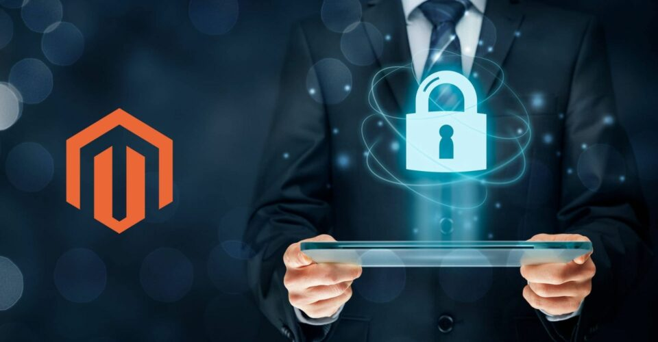 secure Magento online store
