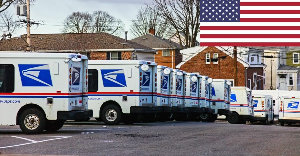 shipping service in the us