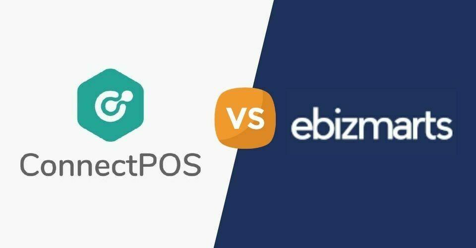ConnectPOS vs. Ebizmarts POS