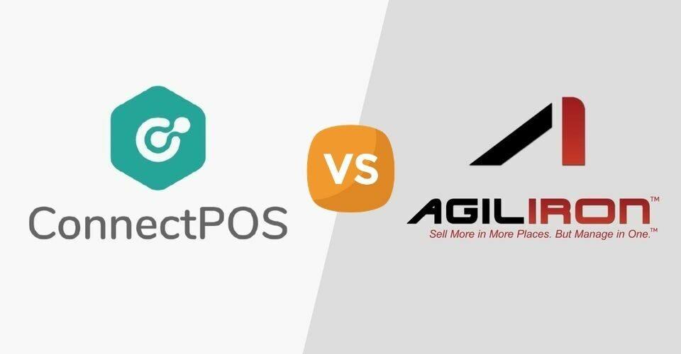 POS Review: ConnectPOS vs. Agiliron POS