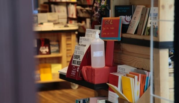 Shopify POS for Book Store