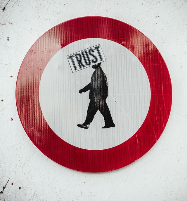 build trust  in the new normal state