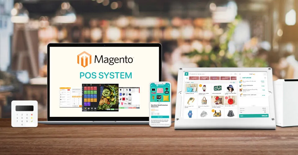 Magento POS system