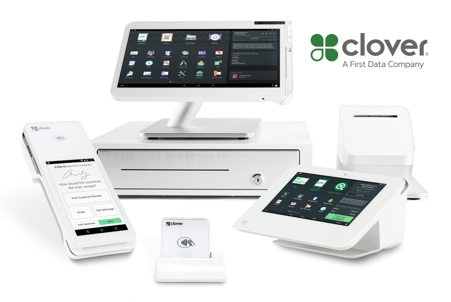 pos systems us - clover