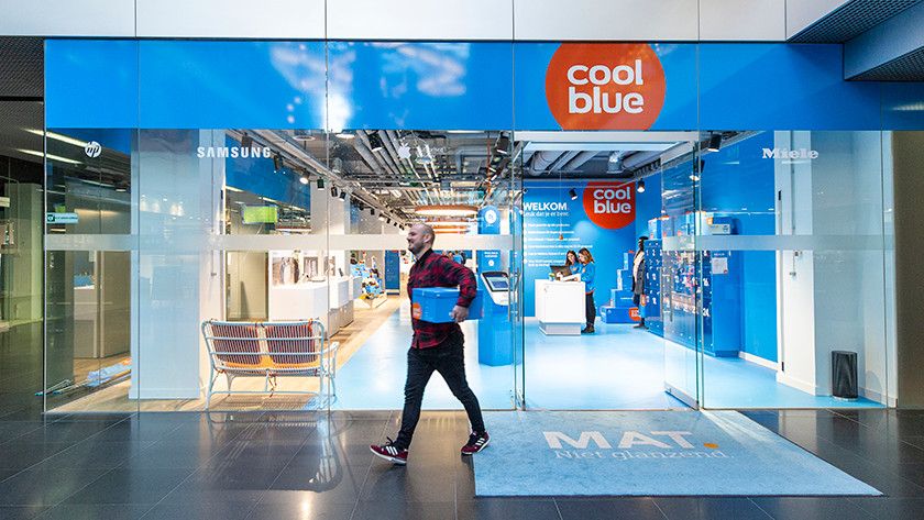 omnichannel businesses in Netherlands - coolblue