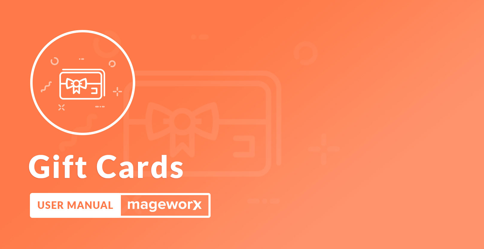 Gift card by MageWorx