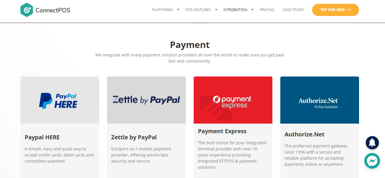 connectpos payment integration - NetSuite POS and ConnectPOS