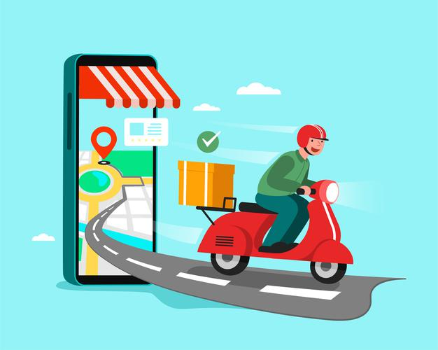 BigCommerce POS increase conversion rate - shipping
