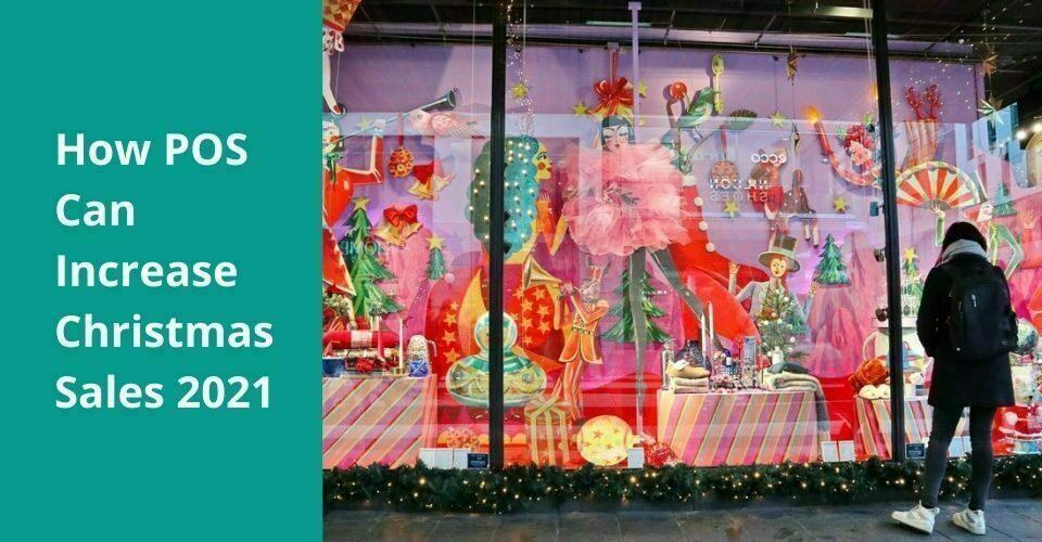 POS can increase Christmas sales