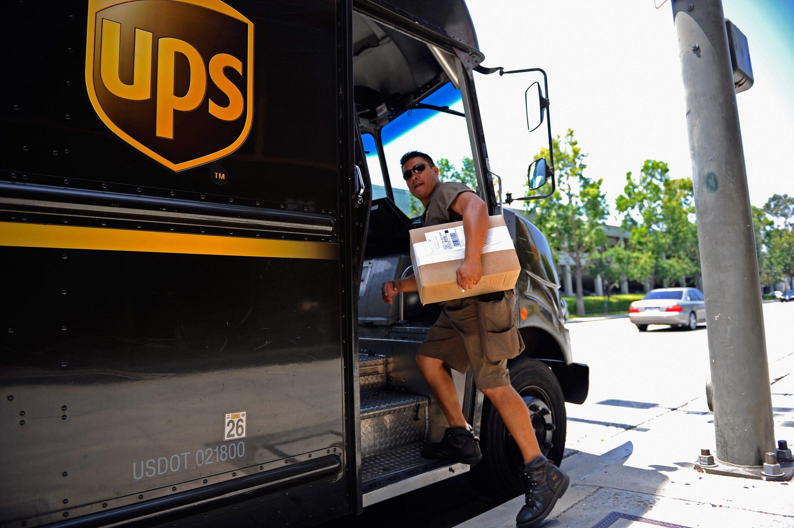 UPS - A WooCommerce customers