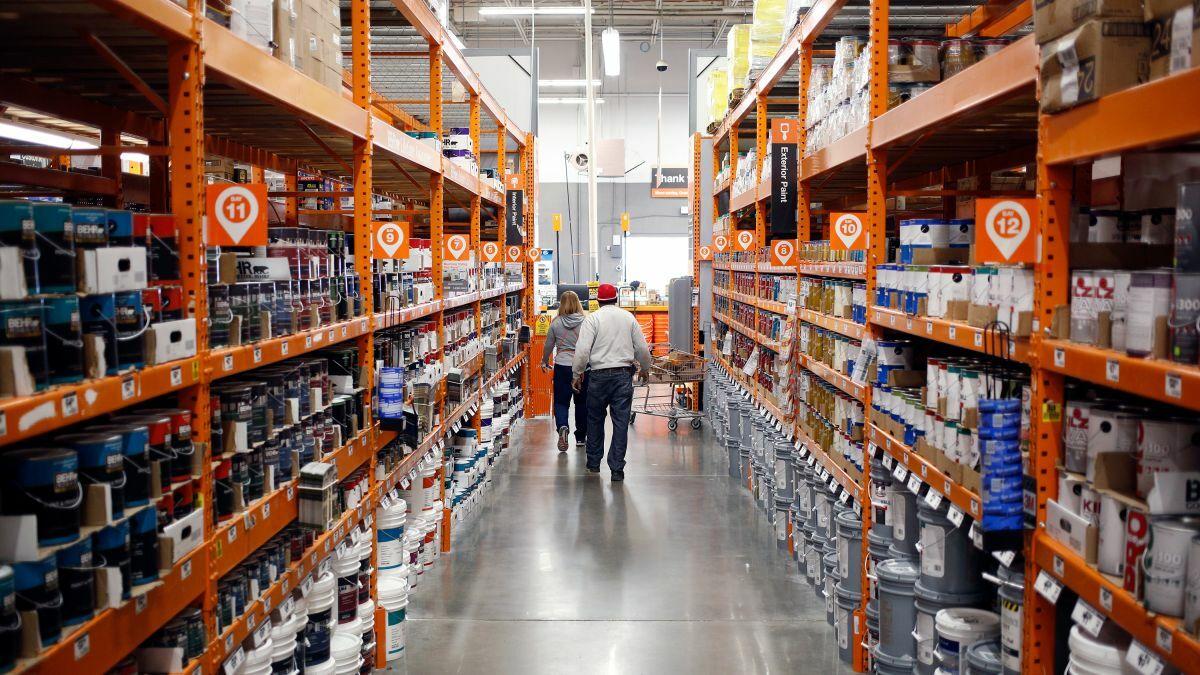 Home Depot - A WooCommerce customers