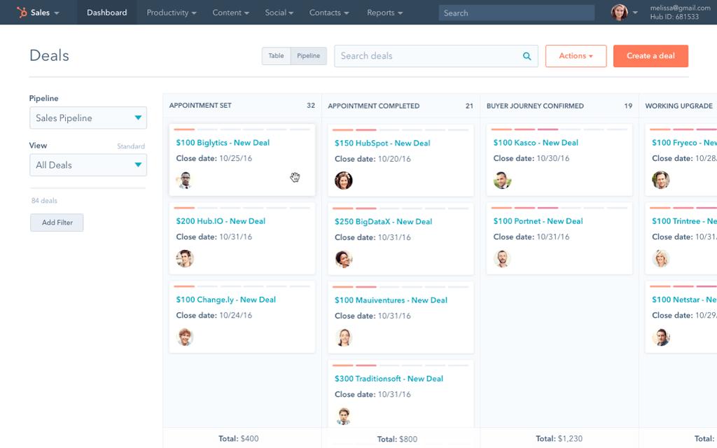 hubspot - NetSuite POS or marketing integration