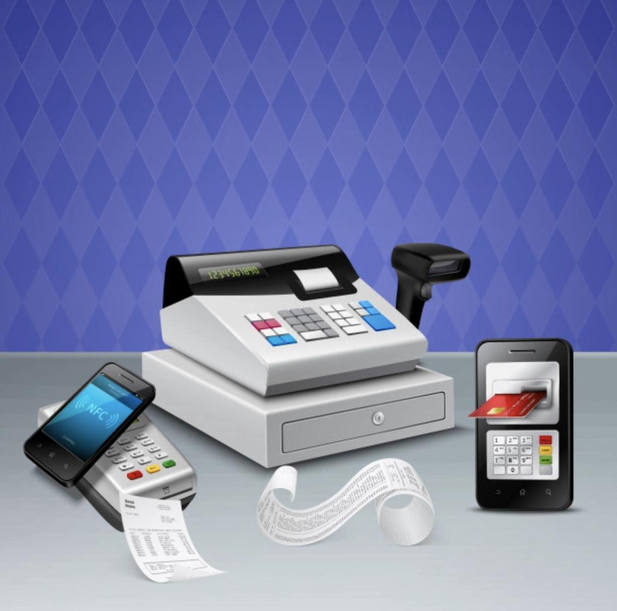 online cash register