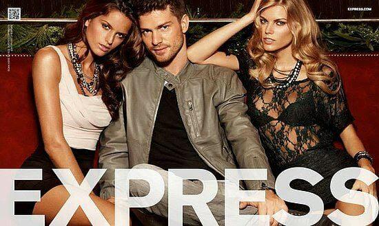Express - A Commercetools brand
