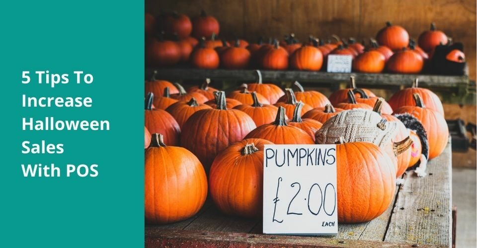 increase halloween sales
