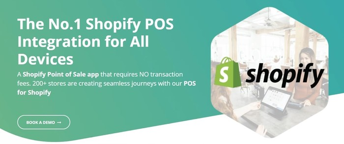 Shopify POS by ConnectPOS