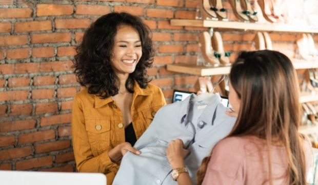 Magento Fashion POint of sale