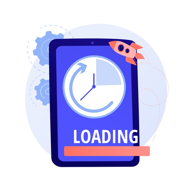 speed up loading time