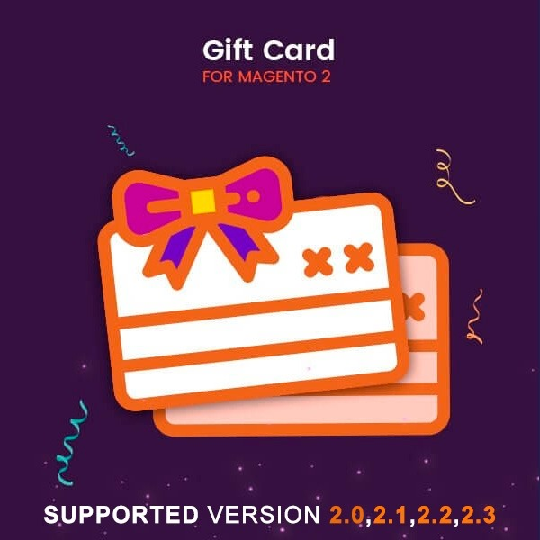 pos gift card - mageants