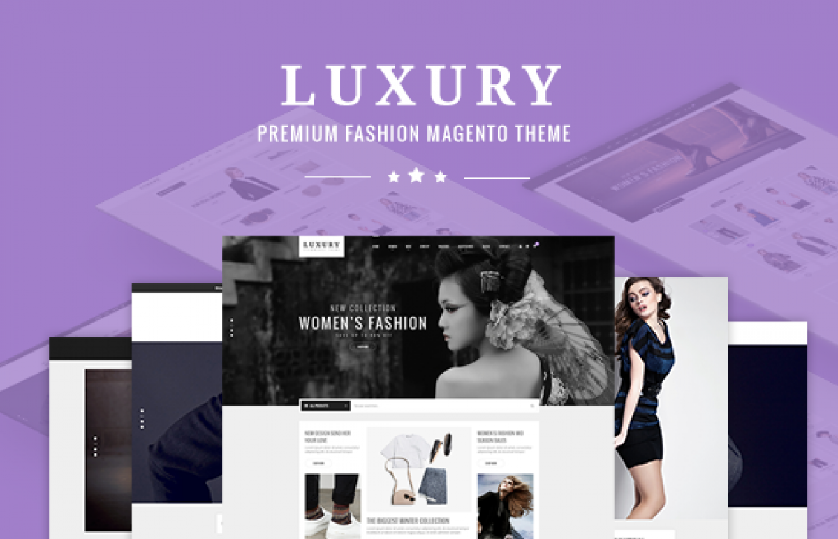 Luxury theme