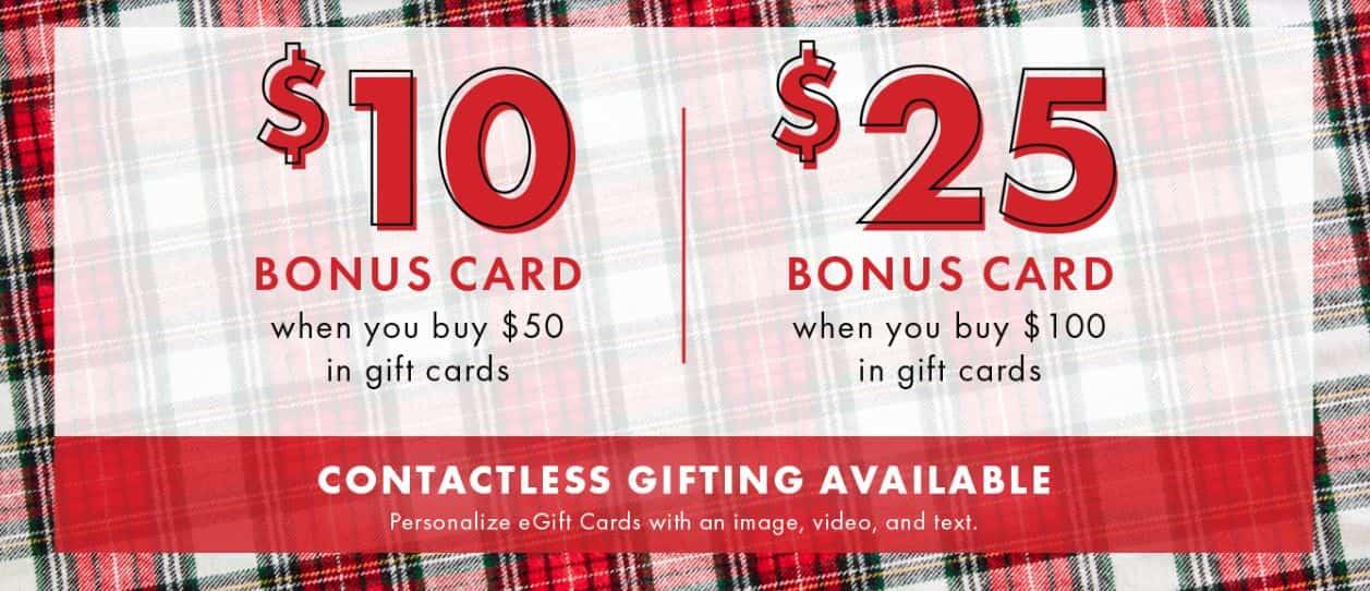 gift card threshold